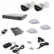 PoE-комплекты IP-видеонаблюдения