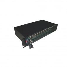 Корпус для монтажа в стойку HongRui HR900-216-AC