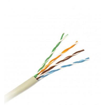 Кабель OK-Net UTP 305м КПВ-ВП (100) 4х2х0,48, CU, In