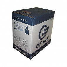 Кабель КПВ-ВП (350) 4*2*0,51 (UTP-cat.5Е), OK-net, (CU), In (305м)