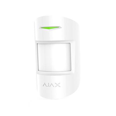 Беспроводной датчик движения Ajax MotionProtect белый