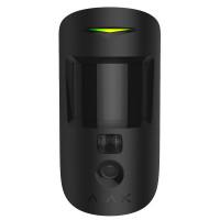 Бездротовий датчик руху Ajax MotionCam чорний