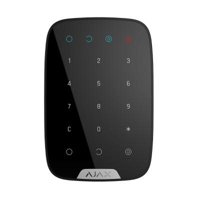 Беспроводная сенсорная клавиатура Ajax KeyPad черная