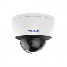 IP-видеокамера купольная Tecsar Beta IPD-8M30V-SD-poe-VZ