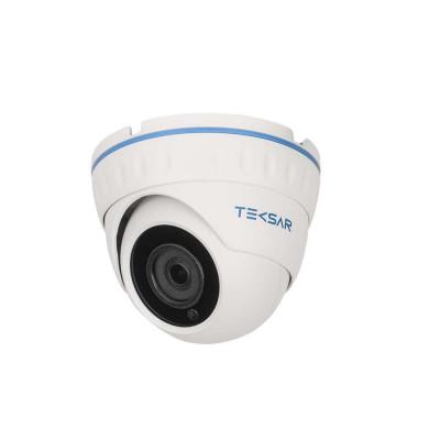 IP-видеокамера купольная Tecsar Beta IPD-5M20F-poe 2.8 mm