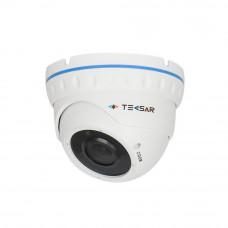 IP-видеокамера купольная Tecsar Beta IPD-5M30V-SD-poe