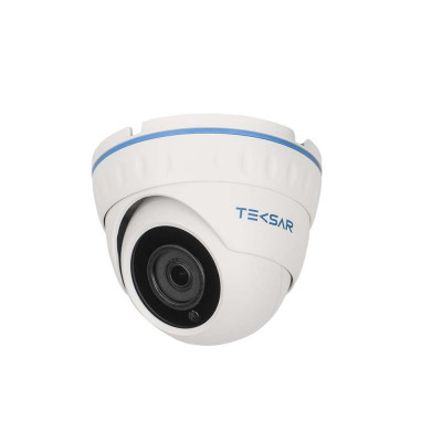IP-видеокамера Tecsar Beta IPD-4M20F-poe 2.8 mm