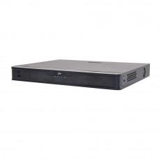 Мультигибридный регистратор Uniview NVR302-08Q