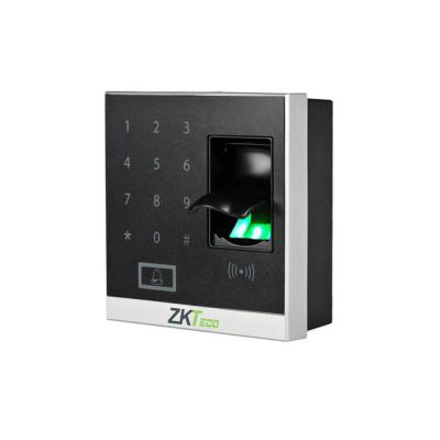 Биометрический автономный терминал ZKTeco X8s