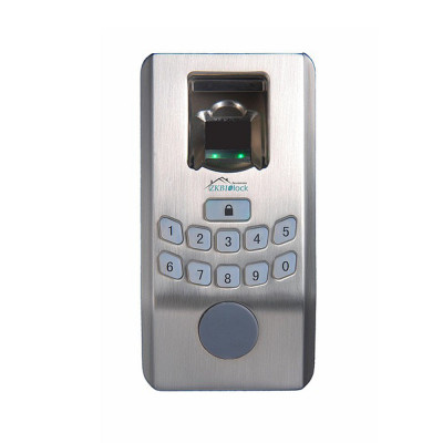 Автономный биометрический замок по отпечатку пальца ZKTeco HL100
