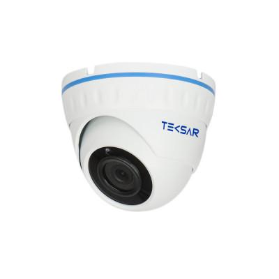 Видеокамера AHD купольная Tecsar AHDD-20F2M-out 2,8 mm