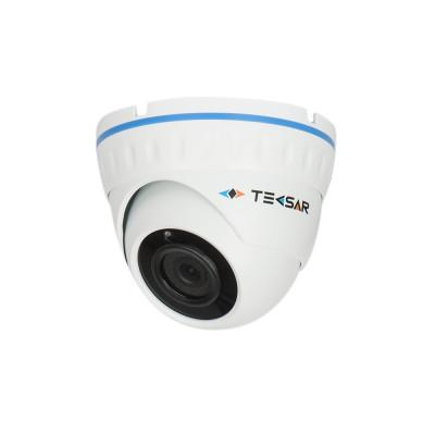 Видеокамера AHD купольная Tecsar AHDD-20F8ML-out