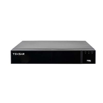Гибридный видеорегистратор AHD Tecsar B16CH2A HD