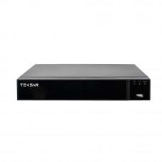 Гибридный видеорегистратор AHD Tecsar B16CH2A QHD