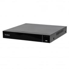 Гибридный видеорегистратор AHD Tecsar L8CH6AB-UHD+