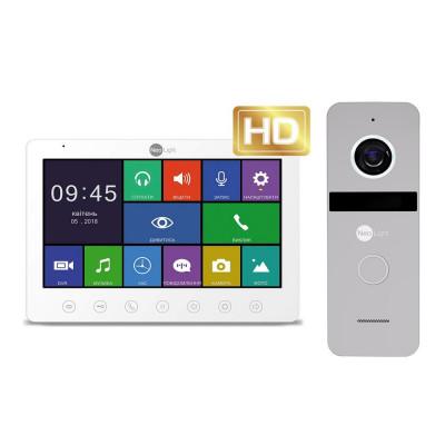 Комплект видеодомофона Neolight GAMMA HD / Solo FHD Silver