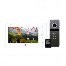 Комплект видеодомофона Neolight NeoKIT Pro Graphite