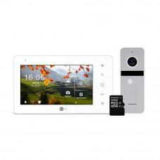 Комплект видеодомофона Neolight NeoKIT Pro Silver