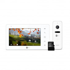 Комплект видеодомофона Neolight NeoKIT Pro White