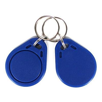 Набор 500 шт. Ключ-брелок Tecsar Trek EM-Marine синий