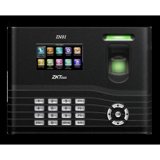 Биометрический терминал ZKTeco IN01-A