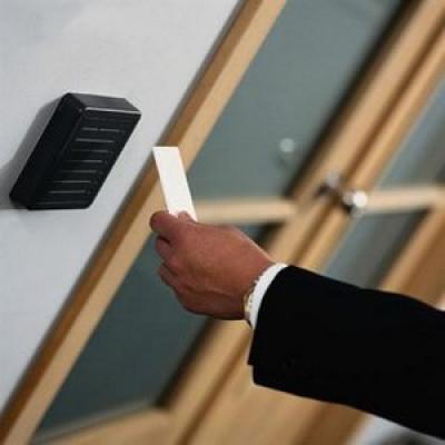 Установка системы контроля доступа