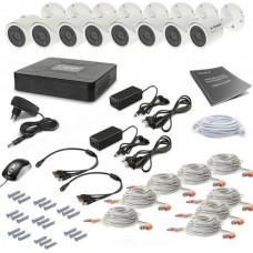 Комплект видеонаблюдения Tecsar 8OUT